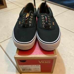 Vans otw era 59 brand new sneaker black washed M10
